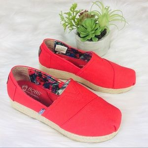 NWOT Bobs Espadrilles From Skechers Size 7